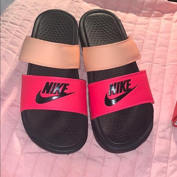 Nike Shoes - Nike Women's Benassi Duo Ultra Slide